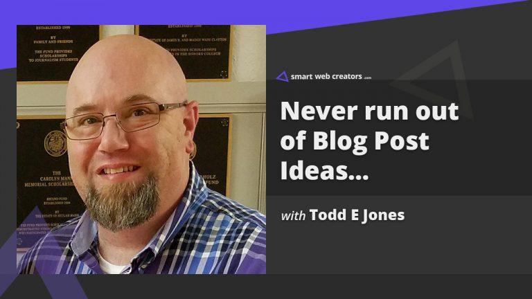 Todd E Jones Copywriter at CopyFlight