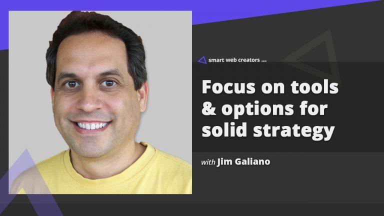 Jim Galiano business strategy