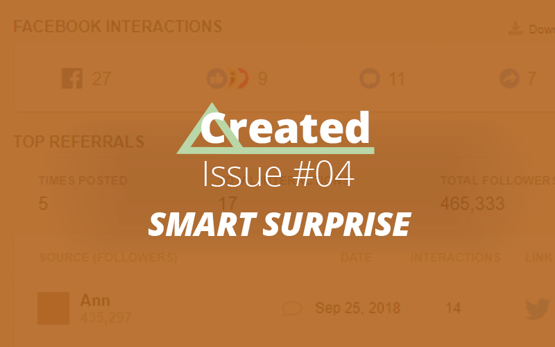 Created #04 Issue