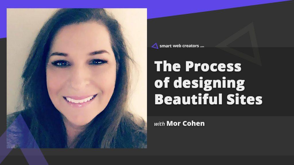 Mor Cohen design develop websites