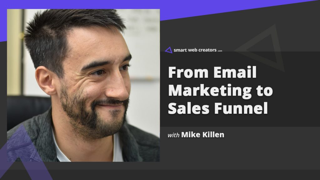 Mike Killen Funnel Builder