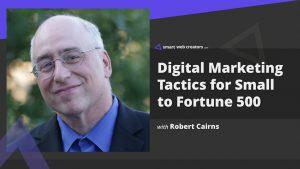 Robert Cairns digital marketing