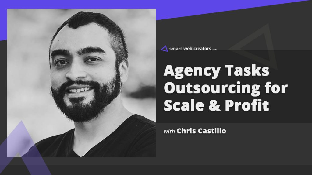 Chris Castillo agency outsourcing