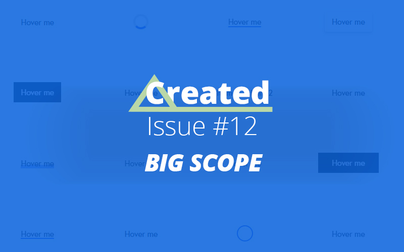 Created Issue 12