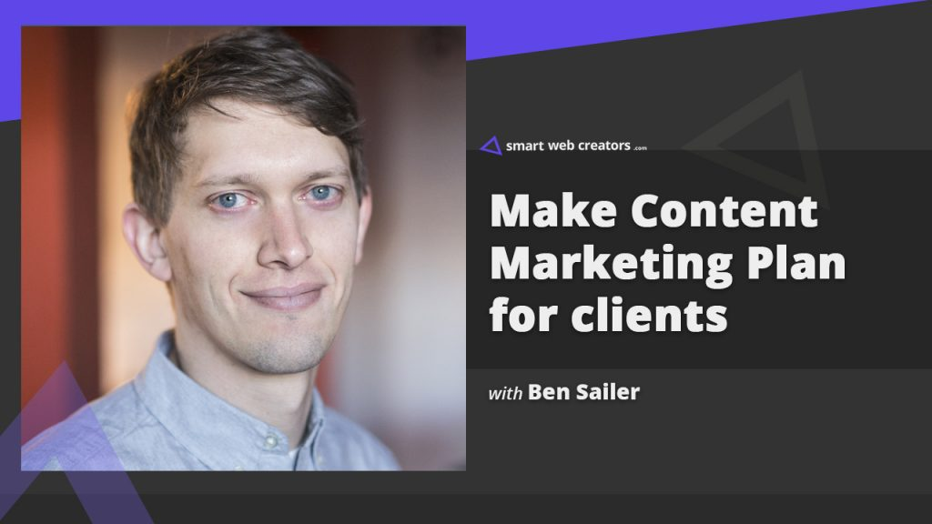 Ben Sailer Content Marketing