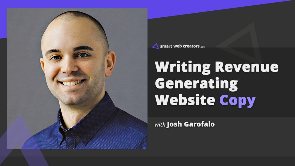 Josh Garofalo Web Copywriting