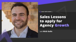 nick gulic agency growth lessons