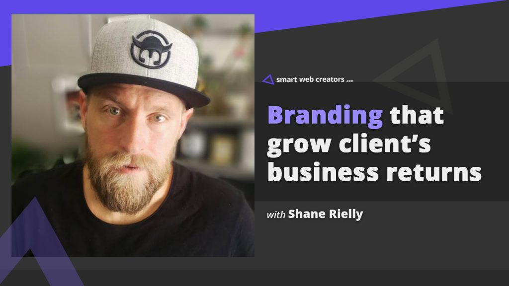 Shane Rielly branding clients