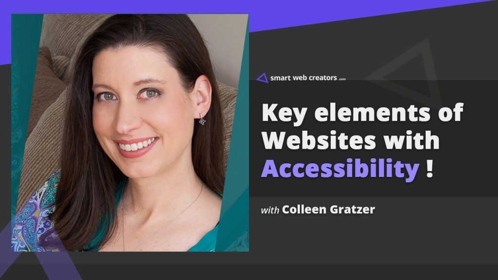 colleen gratzer website accessibility