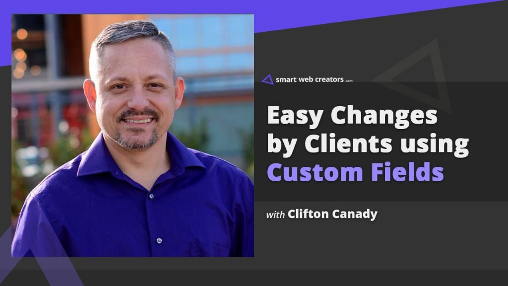 Clifton Canady website changes